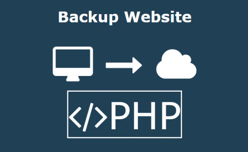 Automatic Backup Website In PHP