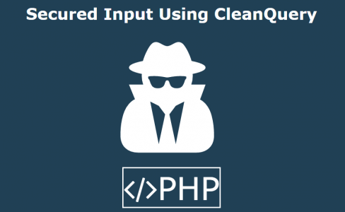PHP Secure Input Data
